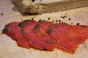 Wildlachs Red Sock Eye, 300g | geschnitten, aus Kanada